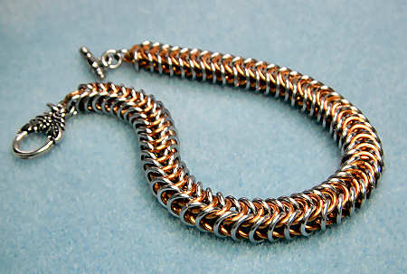 About Chain Maille Jewelry Patterns