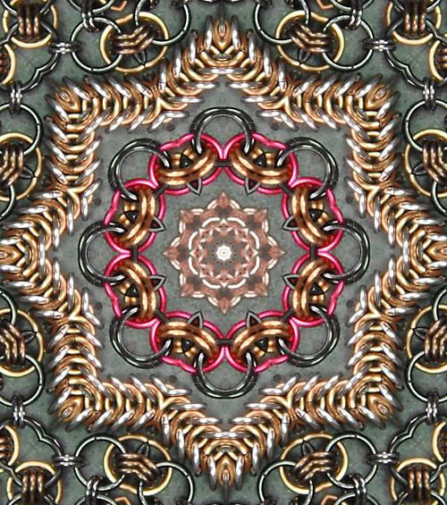Kaleidoscope Chain Maille